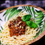 Trattoria am Rathaus: Spaghetti Bolognese