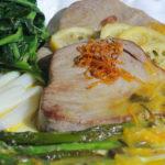 Achtsamkeit: Traditionelles Thunfisch-Steak all'arancio