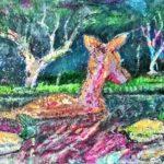 Refgio Art: Reh in Rotwein