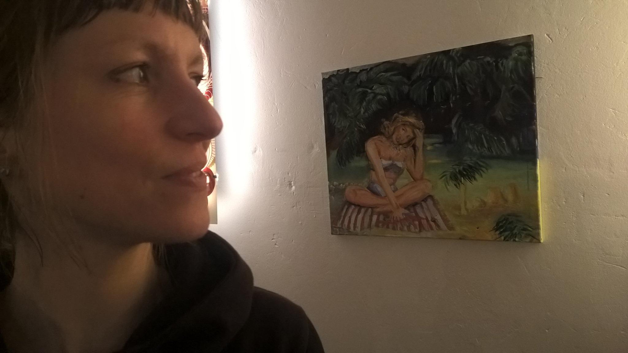 Gudrun Schmiesing: Ihr Portrait